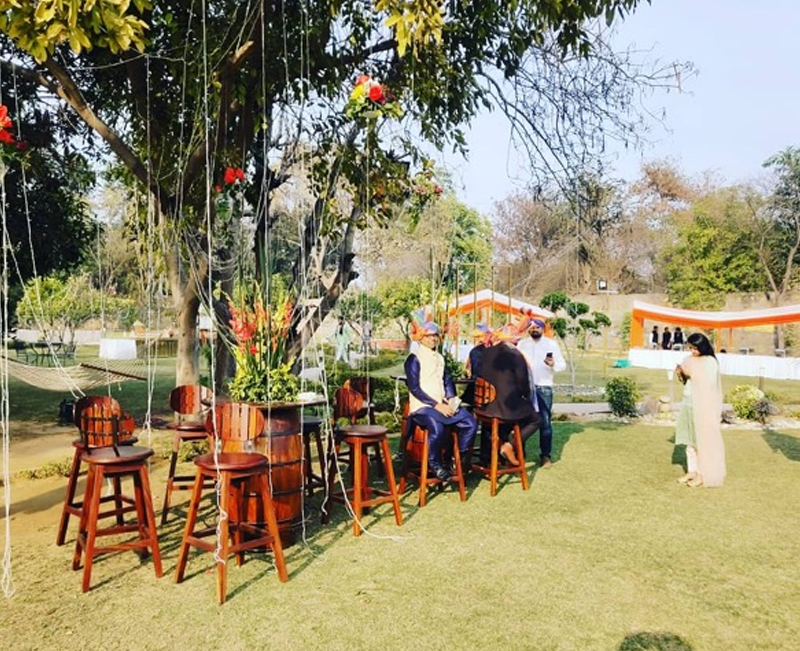 Farm Houses for Party in Gurgaon
