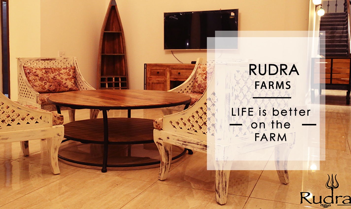 Resorts in Manesar - Rudra Farm